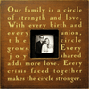 Our Family is a Circle - Photobox - Sugarboo and Co - Chocolate