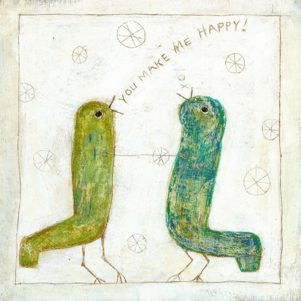 Happy Birds - Sugarboo and Co