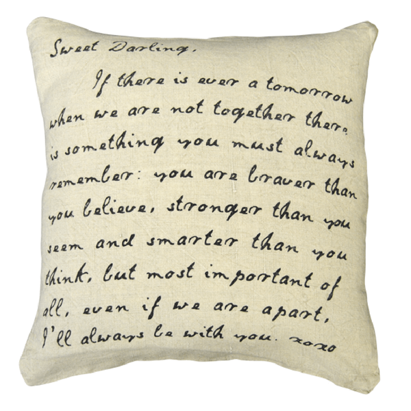 Sweet Darling Pillow - Sugarboo and co