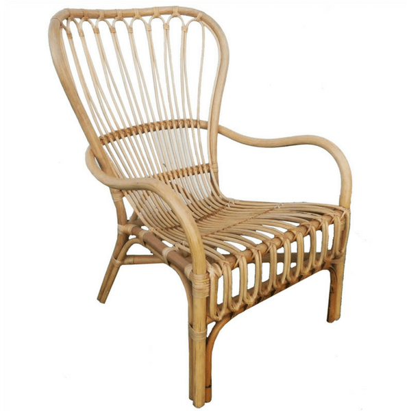 Rattan Arm Chair - Sugarboo and Co