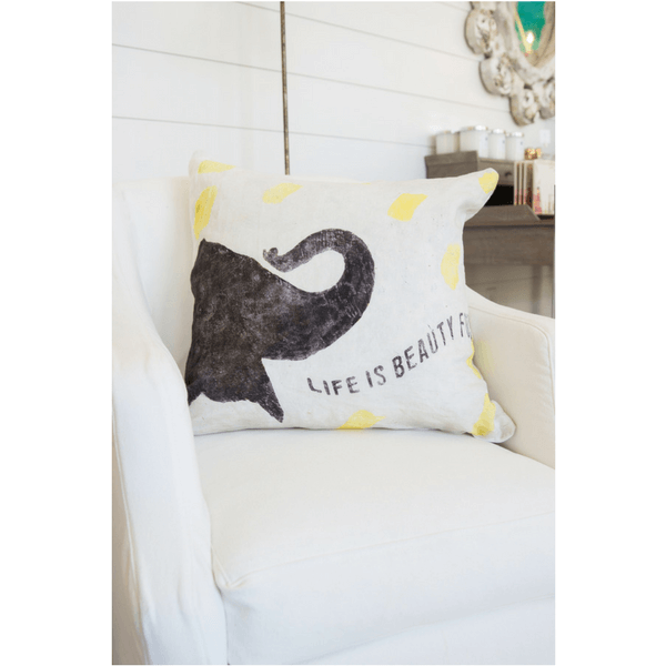 Smart Elephant Pillow - Sugarboo and Co