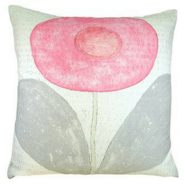Happy Flower Pillow - Sugarboo and Co