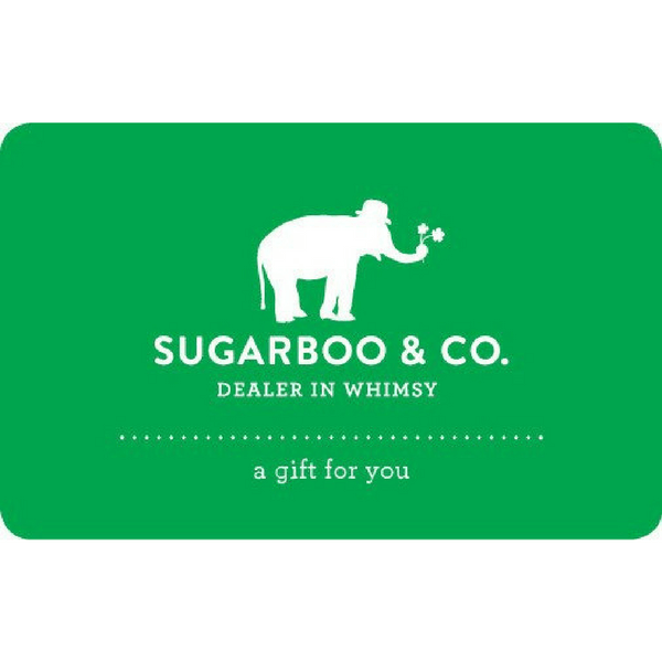 Sugarboo and Co Gift Card