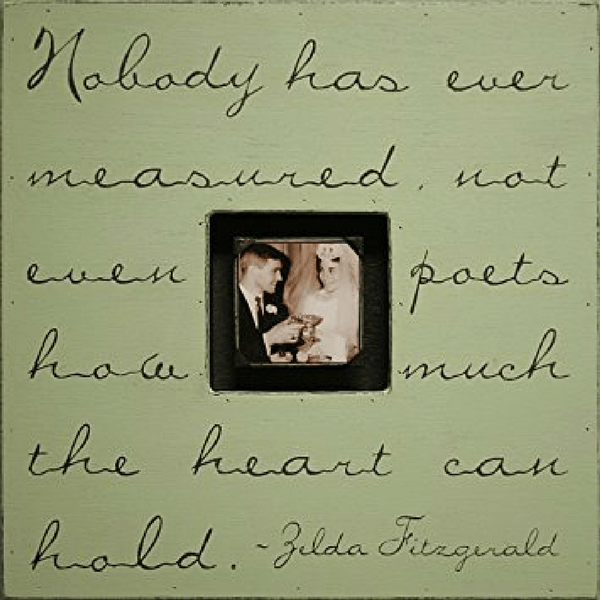 Nobody has ever measured - Sugarboo and Co Photobox - Sage