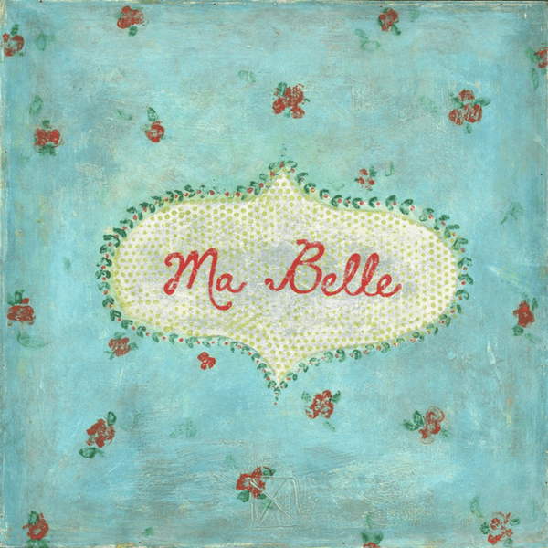 Ma Belle - Art Print - Sugarboo and Co