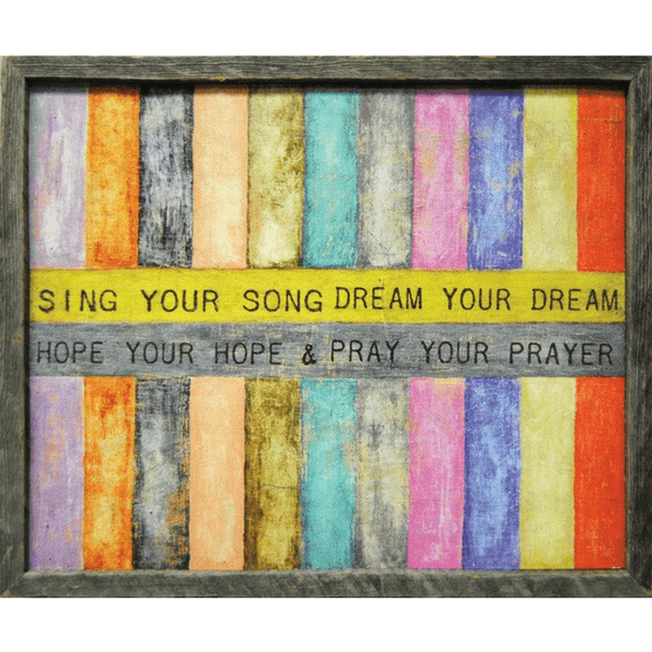 Sing Your Song - Art Print - Sugarboo and Co