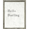 Hello Darling - Art Print - Sugarboo and Co