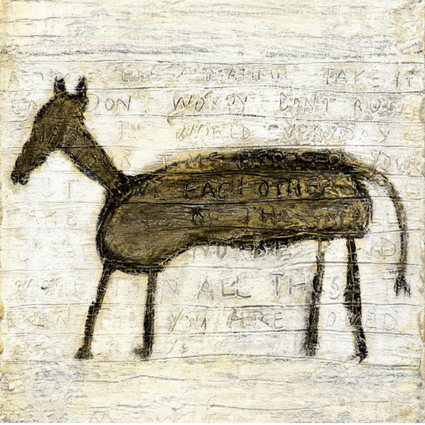 Horse - Art Print - Sugarboo and Co