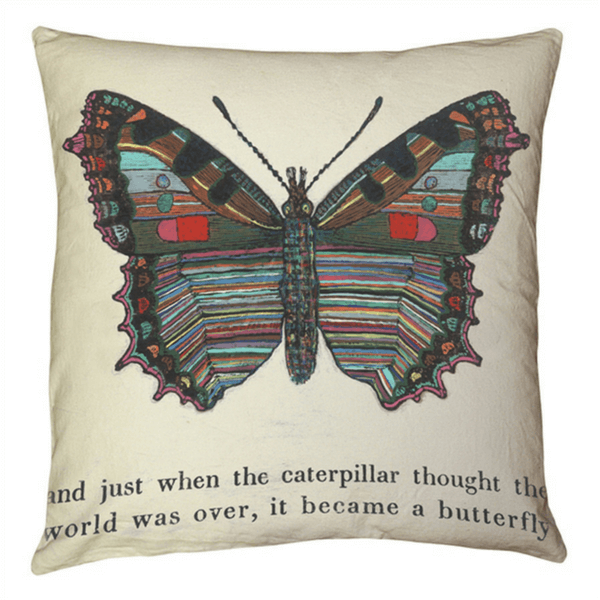 Butterfly Pillow - Sugarboo and Co