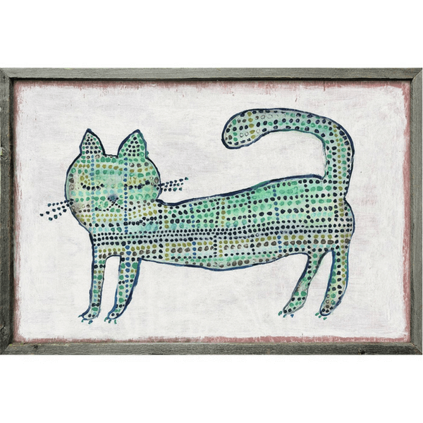 Mr. Cat - Sugarboo and Co Art Print