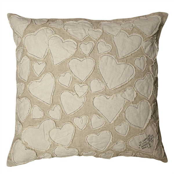 To Carry All My Love - Sugarboo and Co Pillow
