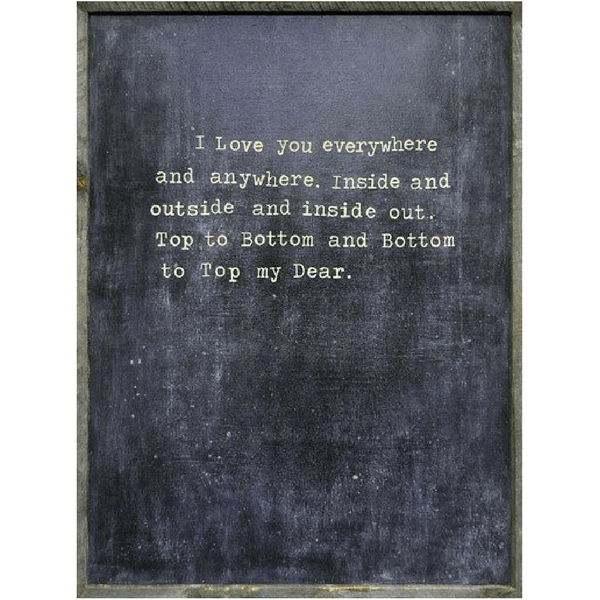 I Love You Everywhere - Art Print - Sugarboo and Co