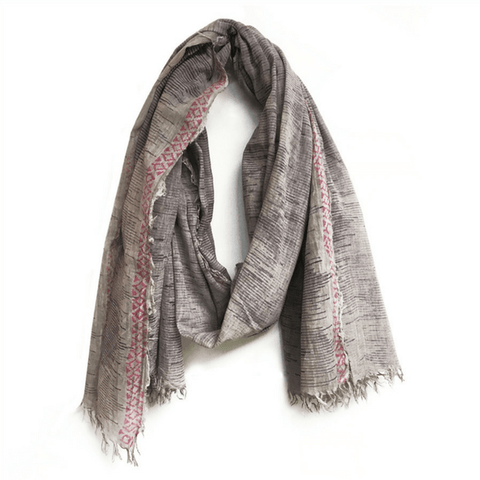 Plum Scarf - Sugarboo and Co