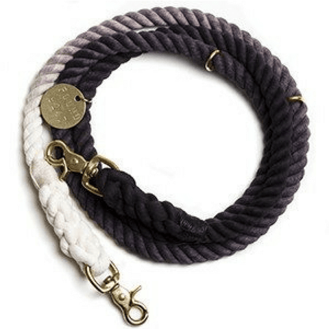 Black Ombre Leash - Sugarboo and Co