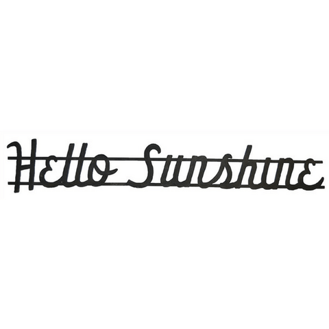 Hello Sunshine Mercantile Sign - Sugarboo and Co
