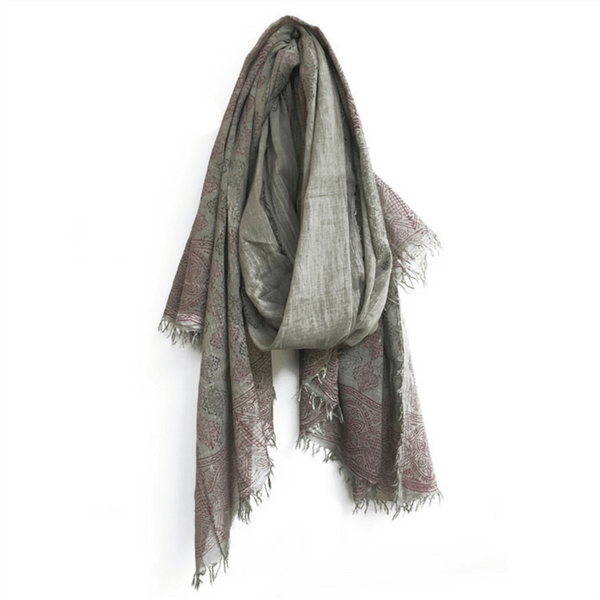 Celadon Scarf - Sugarboo and Co