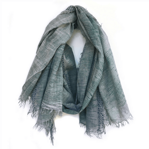 Teal Scarf - Sugarboo and Co