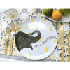 Life is beauty full elephant plate - Sugarboo & Co.