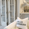 Hello Gorgeous - Pillow - Sugarboo and Co