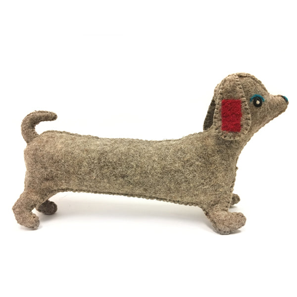 Heather Stuffed Dog Toy