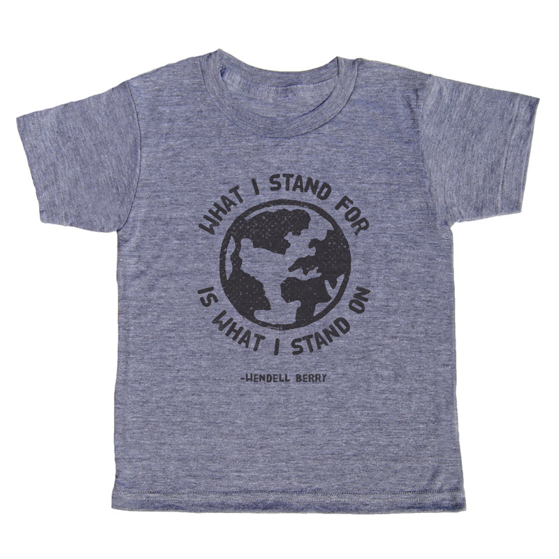 What I Stand For is What I Stand On T-Shirt