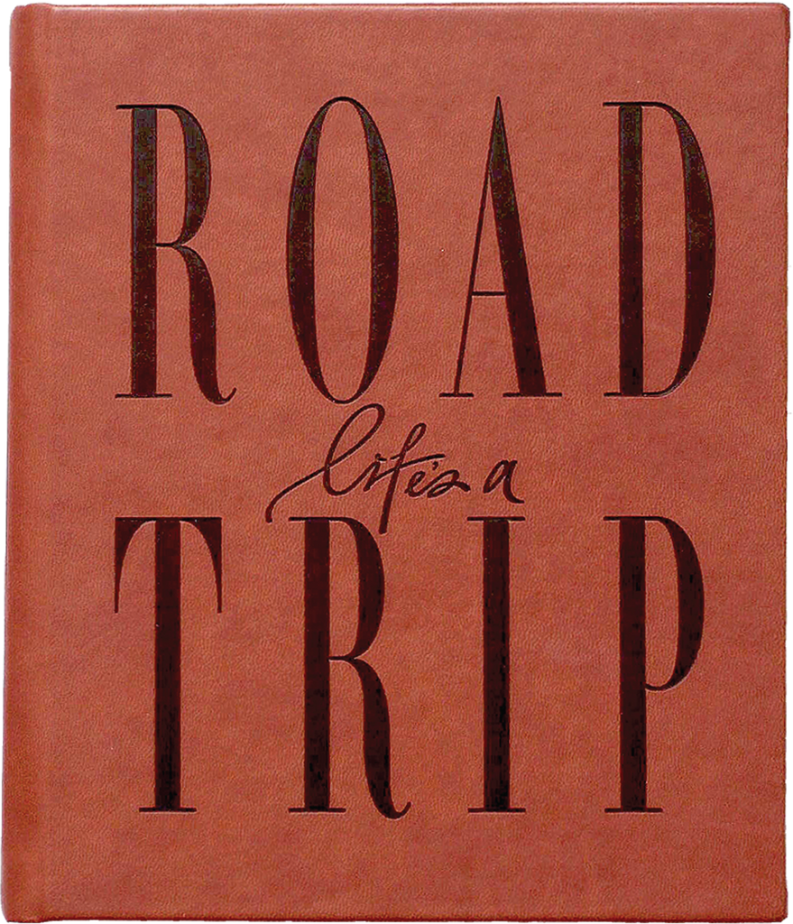 Life's A Roadtrip Creative Journal