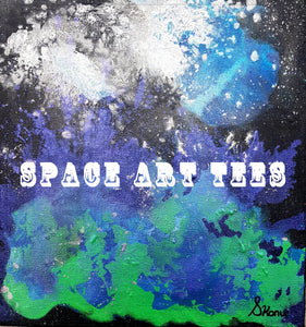 Space Art T-shirt