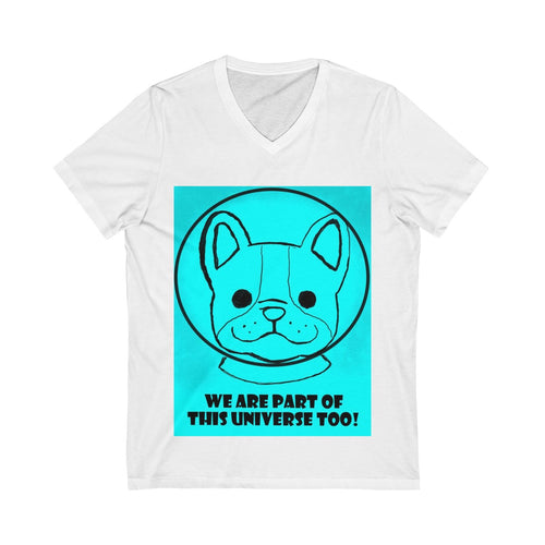 French Bulldog Astronaut Tee