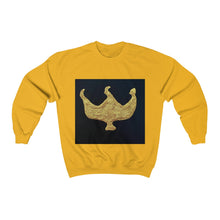 Load image into Gallery viewer, Neptune's Trident Unisex Crewneck Sweatshirt