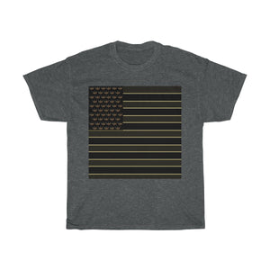 Gold American Cotton Tee