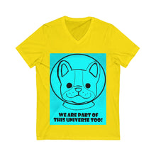 Load image into Gallery viewer, French Bulldog Astronaut Tee