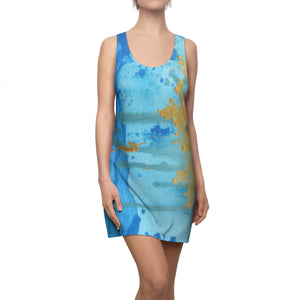 Women's Sun Splash Racerback Dress