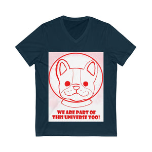 French Bulldog Astronaut Tee 4