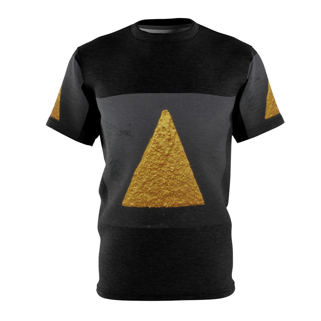 Men's Gold Angle Tee