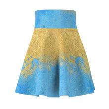 Load image into Gallery viewer, Women's Sea Breeze Skater Skirt