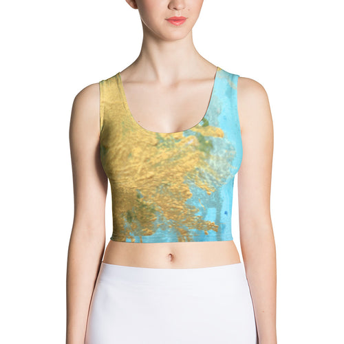 Sun Splash Crop Top