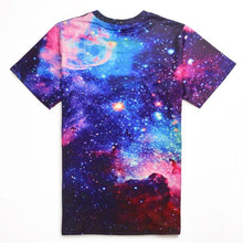 Load image into Gallery viewer, Unisex 3D Nebula Galaxy T-Shirt