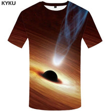 Load image into Gallery viewer, Men's Black Hole T-Shirt