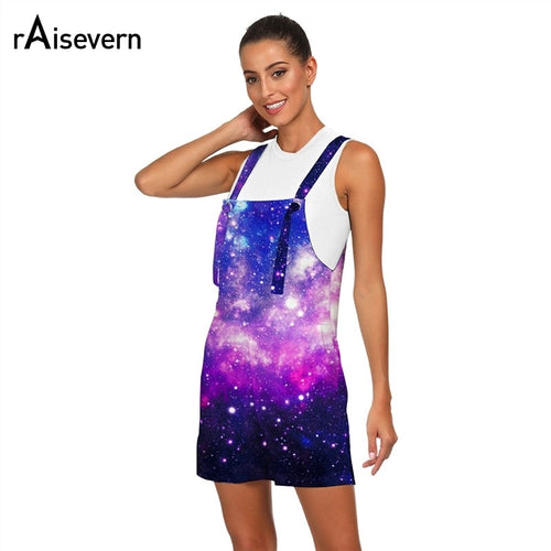 Women's Galaxy Outer Space Jumpsuit