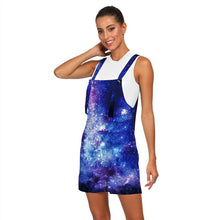 Load image into Gallery viewer, Women's Galaxy Outer Space Jumpsuit