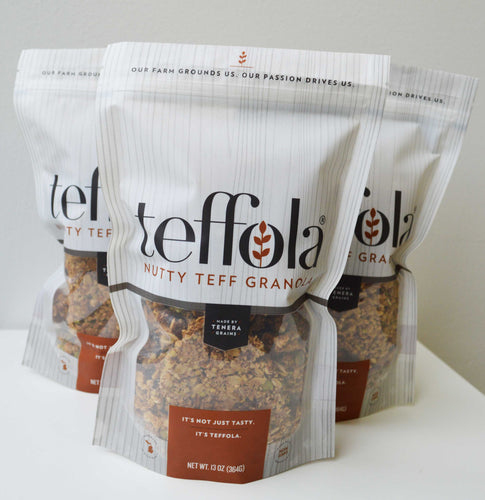 Teffola Subscription - 4 bags Monthly