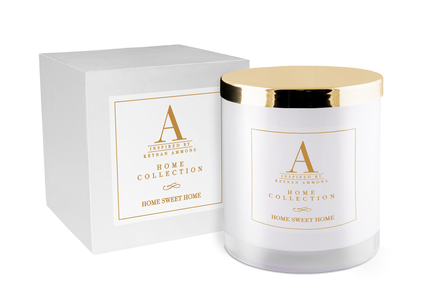 HOME SWEET HOME - Ammons Home Candle Collection