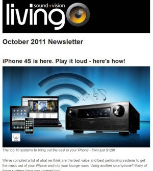 View the October Newsletter