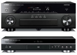 Yamaha RX-A810 Receiver & BDS-671 Blu-ray