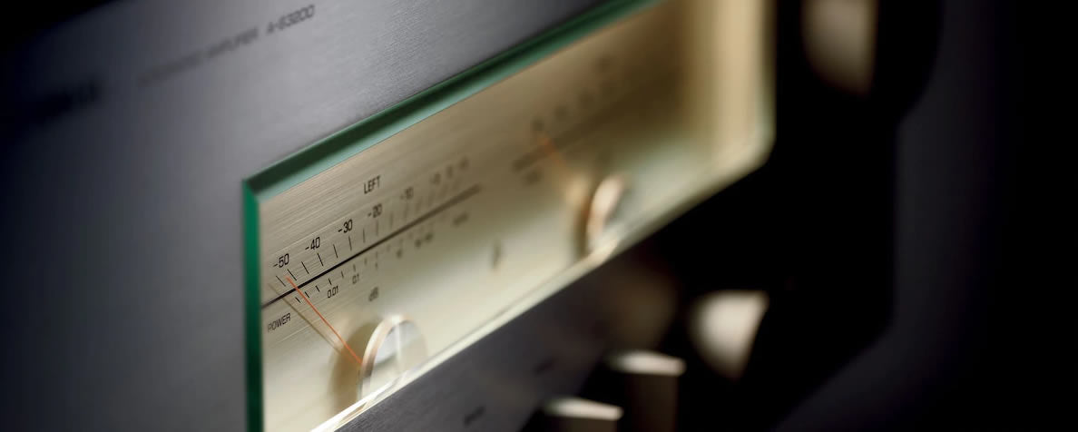 yamaha as3200 vu meters