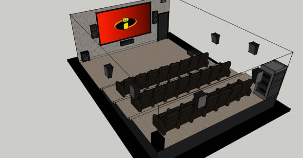 cinema room designers