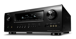 Denon Receiver with Airplay