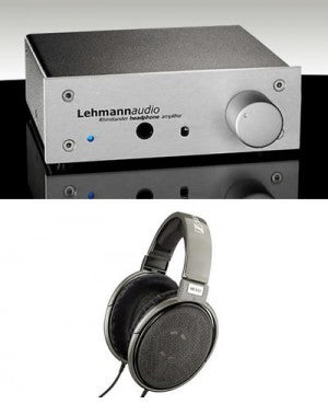 Sennheiser HD650 and Lehmann Audio Rhinelander Pre-amp
