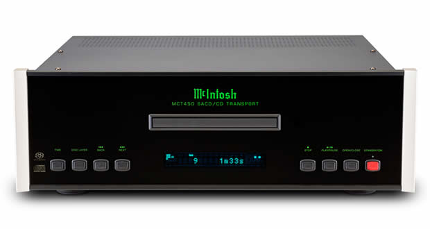 Mcintosh MCT450 CD transport