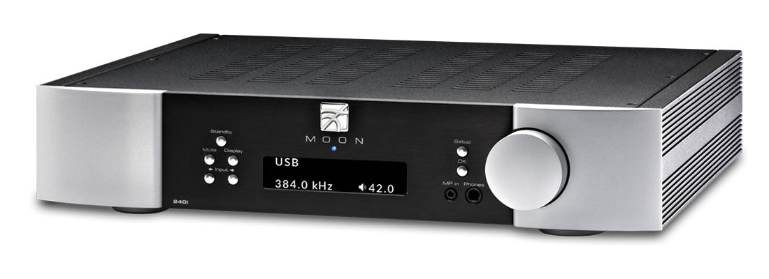 moon 240ix amplifier